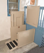 Porch Lifts & Vertical Platform Lifts
